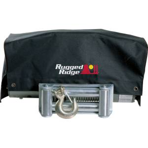 RUGGED RIDGE #15102.02 Winch Cover  8500 and 10 500 winches