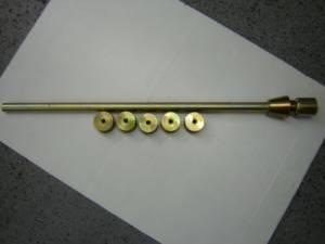 CAR SHOP INC #10630 Mopar Small Block Mopar 318-340-360 Cam Bearing Installation Tool