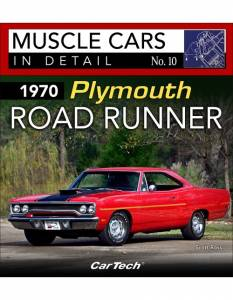 S-A BOOKS #CT581 1970 Plymouth Road Runne r: Muscle Cars In Detail
