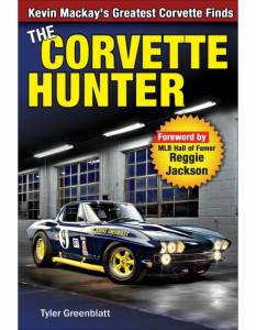 S-A BOOKS #CT599 Corvette Hunter Kevin Mackay's Greatest Finds