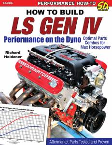 S-A BOOKS #SA395 How To Build LS Gen IV Performance Engines