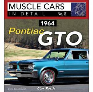 S-A BOOKS #SA590 Cars In Detail 1964 GTO