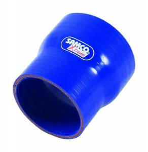 SAMCO SPORT #XSR/102-83(BLUE) 4in to 3-1/4in Xtreme Reducer Blue * Special Deal Call 1-800-603-4359 For Best Price