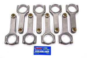 SCAT ENTERPRISES #2-440-6760-2374-1094 BBM 4340 Forged H-Beam Rods 6.760