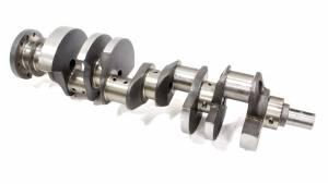 SCAT ENTERPRISES #4-350-3250-5700 SBC 4340 Forged Crank - 3.250 Stroke