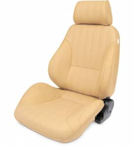 SCAT ENTERPRISES #80-1000-54L Rally Recliner Seat - LH - Beige Vinyl