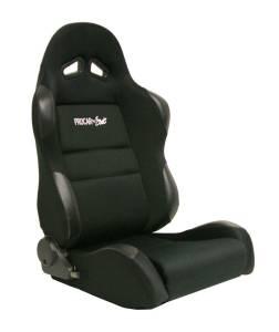 SCAT ENTERPRISES #80-1606-61R Sportsman Racing Seat - Right - Black Velour