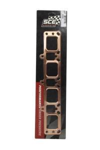 SCE GASKETS #4066 Pro Copper Exhaust Gskt AJPE/BAE Fuel Heads