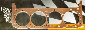 SCE GASKETS #P111543 SBC Copper Head Gasket 4.155 x .043