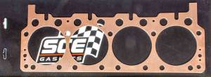 SCE GASKETS #P634750 AJPE/BAE Copper Head Gasket 4.470 x .050