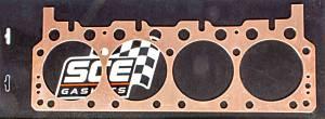 SCE GASKETS #P634780 BAE Copper Head Gasket 4.470 x .080