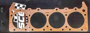 SCE GASKETS #P645250 BBM Copper Head Gasket 4.520 x .050