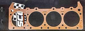 SCE GASKETS #P645743 BBM Copper Head Gasket 4.570 x .043
