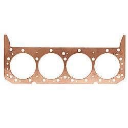 SCE GASKETS #T110643 SBC Titan Copper Head Gasket 4.060 x .043