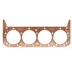 SCE GASKETS #T110662 SBC Titan Copper Head Gasket 4.060 x .062