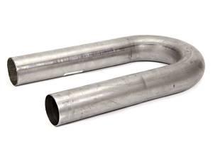 SCHOENFELD #020018U U-Bend Mild Steel 2.000 x 3in Radius 18 Gauge
