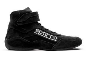 SPARCO #001272105N Race 2 Shoe 10.5 Black