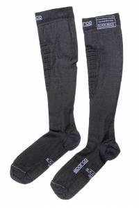 SPARCO #001512NR12 Socks Black Large
