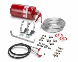 SPARCO #014772MSL Extinguisher System 4.25 Manual FIA2000