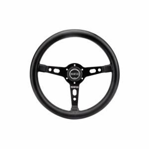 SPARCO #015TARGA350PLNR Steering Wheel Targa 350 Black / Red