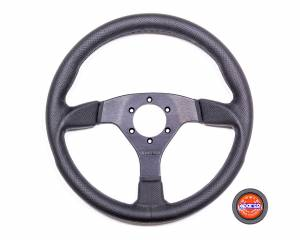 SPARCO #015TSDPLNR Steering Wheel Strada Black