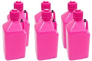 SCRIBNER #2000GP-CASE Utility Jug - 5-Gallon Glow Pink - Case 6