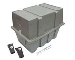 Engine Case - SBC Long Block