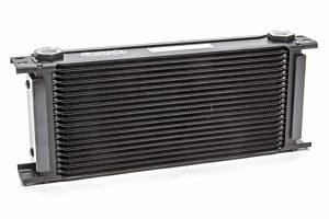 SETRAB OIL COOLERS #FP920M22I Series-9 Oil Cooler -20 Row w/ Dual 12 Volt Fans