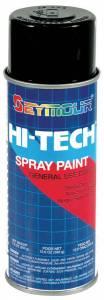 SEYMOUR PAINT #16-139 Hi-Tech Enamels Semi- Gloss Black Paint