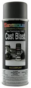 SEYMOUR PAINT #16-2668 Cast Iron Gray Hi-Heat Paint