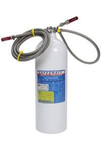 SAFECRAFT #LM10JGG-21-85-B Fire System 10lb Novec Automatic Only