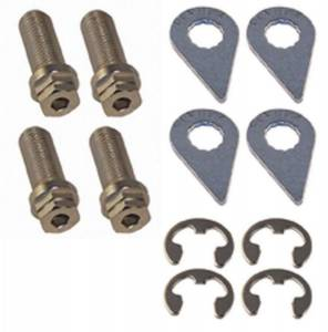 STAGE 8 FASTENERS #3903 Turbo Locking Bolt Kit - 10mm x 1.25 x 25mm (4)