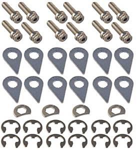 STAGE 8 FASTENERS #8915 Header Bolt Kit - 6pt. 5/16-18 x 7/8 (12)