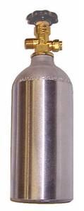SHIFNOID #PC2030 2.5lb CO2 Bottle w/Standard Valve (Empty)