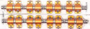 SHARP ROCKERS #S70026K SBM R/A & Shaft Kit - 1.6 Ratio
