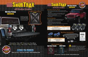 SHURTRAX #102 Mid-Size Pick-Up Sell Sheet