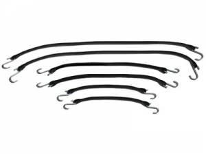 SHURTRAX #30000 Rubber Tarp Strap Kit