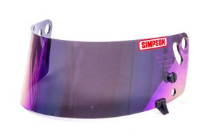 SIMPSON SAFETY #1013-17 Iridium Shield Shark/Vud SA10