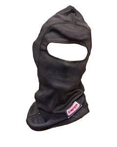 SIMPSON SAFETY #23000C Carbon X Head Sock Single Eyeport Black