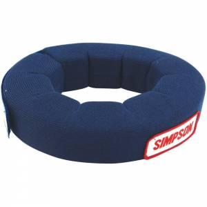 SIMPSON SAFETY #23022BL Neck Collar SFI Blue