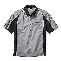SIMPSON SAFETY #39012XG Talladega Crew Shirt XL Grey