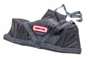 SIMPSON SAFETY #42036 Pilot Bag 8ft Black Air Boss