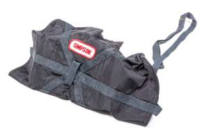 SIMPSON SAFETY #42046 Pilot Bag 10ft Black Air Boss