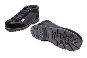 SIMPSON SAFETY #57105BK Crew Shoe Size 10 1/2 Black