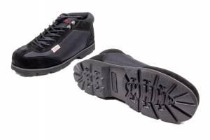 SIMPSON SAFETY #57115BK Crew Shoe Size 11 1/2 Black