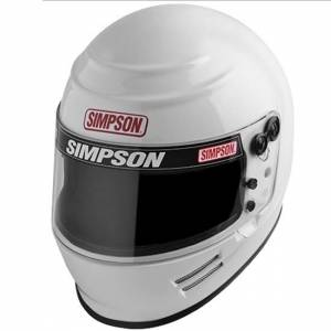 SIMPSON SAFETY #6100051 Helmet New Voyager XX- Large White SA2015* Special Deal Call 1-800-603-4359 For Best Price