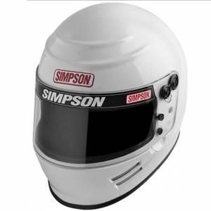 SIMPSON SAFETY #6100051 Helmet New Voyager XX- Large White SA2015