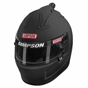 SIMPSON SAFETY #6777148 Helmet Air Inf. Shark 7-1/4 Flat Black SA2015