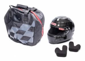 SIMPSON SAFETY #683003C-F Helmet Carbon Devil Ray Large SA2015 / FIA
