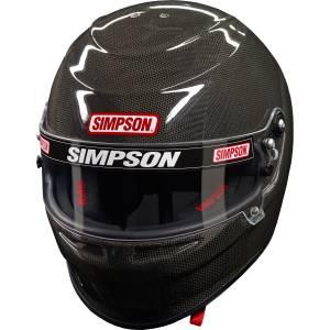 SIMPSON SAFETY #685005C Helmet Venator X-Large Carbon SA2015